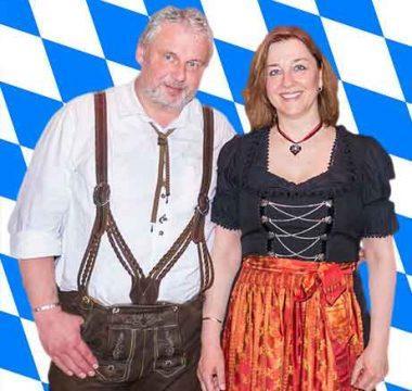 Bayern- Alpen- und Oktoberfeststyle
